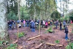 Pflanzaktion-zum-Einheitsbuddeln-Citizens-Forests