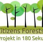 Aufforsten Bönningstedt Citizens Forests in 180 Sekunden erklärt
