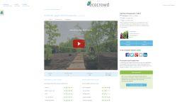 Ecocrowd aufforsten gegen den klimawandel