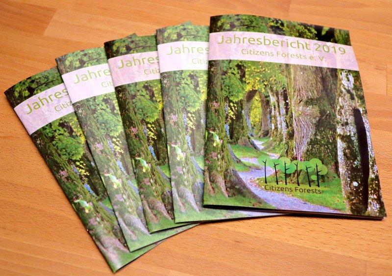 Jahresbericht Citizens Forests 2019