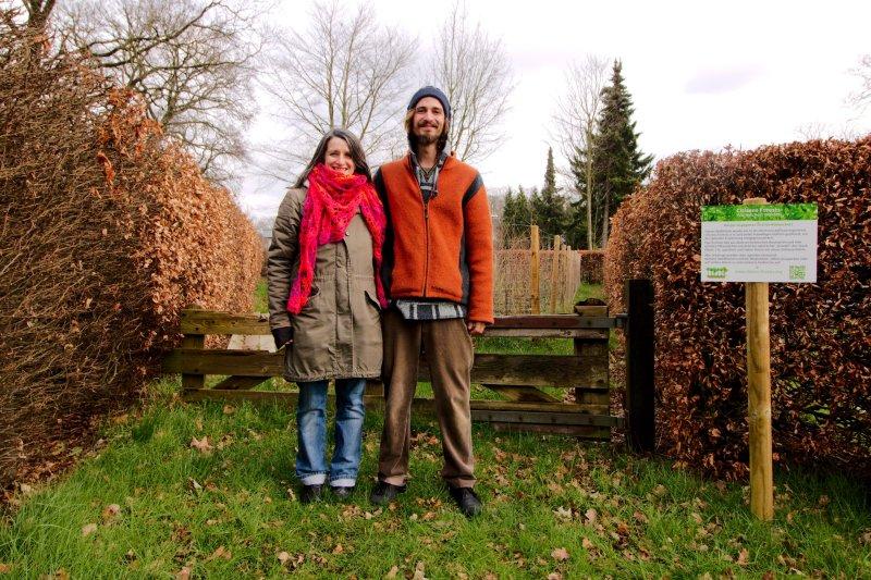 Aufforsten HNE Eberswalde Citizens Forests